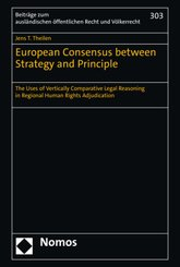 European Consensus between Strategy and Principle