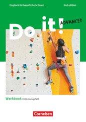 Do it! - Englisch für berufliche Schulen - 2nd edition - Advanced Workbook mit Lösungsheft