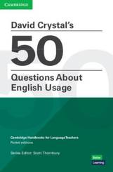 50 Questions About English Usage