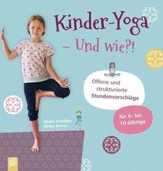 Kinder-Yoga - Und wie?!