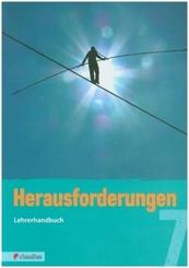 Herausforderungen 7 Lehrerhandbuch