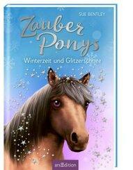 Zauberponys - Winterzeit und Glitzerschnee