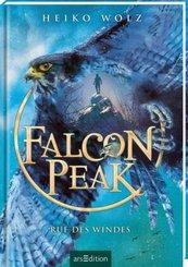 Falcon Peak - Ruf des Windes (Falcon Peak 2)