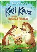 Kasi Kauz und der Radau am Biberbau (Kasi Kauz 2)