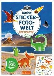 Meine Sticker-Foto-Welt - Dinosaurier