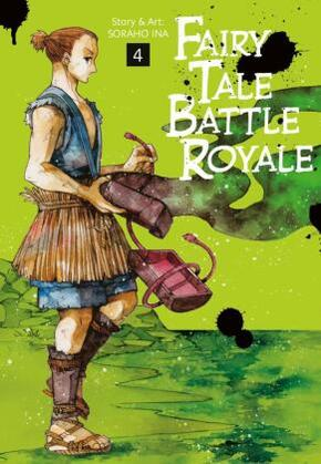 Fairy Tale Battle Royale - Bd.4