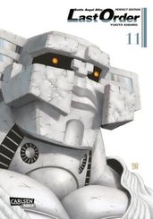 Battle Angel Alita - Last Order - Perfect Edition - Bd.11
