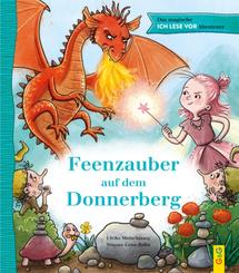 Das magische ICH LESE VOR-Abenteuer: Feenzauber auf dem Donnerberg