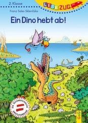 LESEZUG 2. Klasse Ein Dino hebt ab!