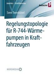 Regelungstopologie für R-744-Wärmepumpen in Kraftfahrzeugen