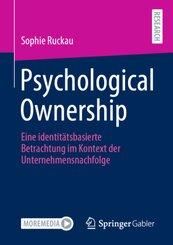 Psychological Ownership