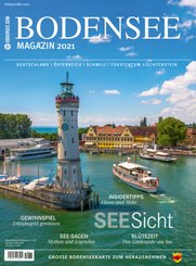 Bodensee Magazin 2021