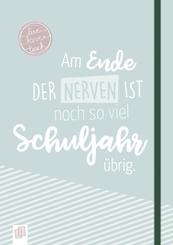 """Das Notizbuch für Lehrerinnen und Lehrer, A5, """"live - love - teach"""" -  Community-Edition"""