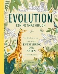 Evolution - Ein Mitmachbuch