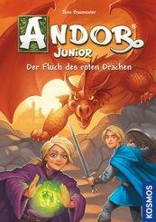 Andor Junior, Der Fluch des roten Drachen