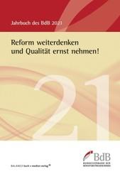 Reform weiterdenken und Qualität ernst nehmen!