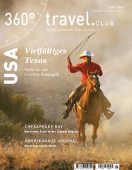 360° USA - Ausgabe Frühjahr/Sommer 2021