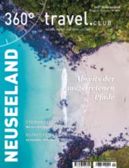 360° Neuseeland - Ausgabe Frühjahr/Sommer 2021