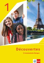 Découvertes 1/2. Ausgabe 1. oder 2. Fremdsprache