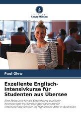 Exzellente Englisch-Intensivkurse für Studenten aus Übersee