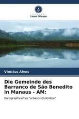 Die Gemeinde des Barranco de São Benedito in Manaus - AM: