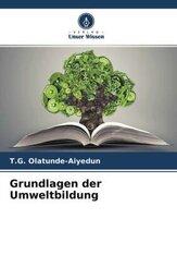 Grundlagen der Umweltbildung