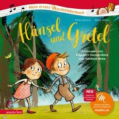 Hänsel und Gretel (Mein erstes Musikbilderbuch mit CD)