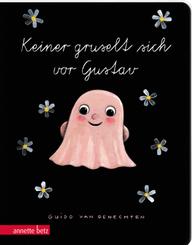 Keiner gruselt sich vor Gustav - Ein buntes Pappbilderbuch über das So-sein-wie-man-ist