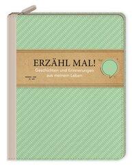 Eintragbuch mit Reißverschluss - Erzähl mal! Geschichten und Erinnerungen aus meinem Leben