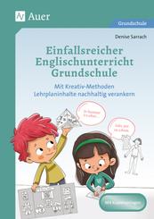Einfallsreicher Englischunterricht Grundschule