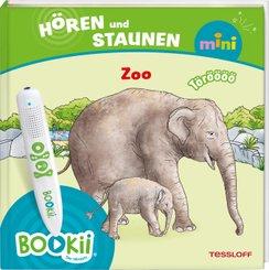 BOOKii® Hören und Staunen Mini Zoo