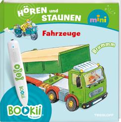 BOOKii® Hören und Staunen Mini Fahrzeuge