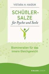 Schüßler-Salze für Psyche und Seele