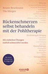 Rückenschmerzen selbst behandeln mit der Pohltherapie