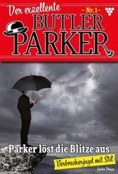 Der exzellente Butler Parker 1 - Kriminalroman