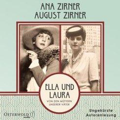 Ella und Laura, 2 Audio-CD, 2 MP3