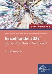 Lernsituationen Einzelhandel 2025, 2. Ausbildungsjahr