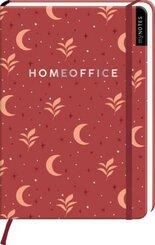 myNOTES Notizbuch A5: Homeoffice