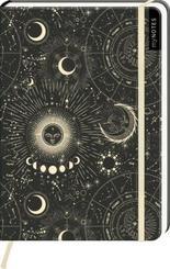 myNOTES Notizbuch A5: Astrowelt