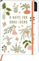 myNOTES Notizbuch A5: A home for good ideas