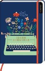 myNOTES Notizbuch A5: Ideenschmiede