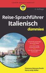 Reise-Sprachführer Italienisch für Dummies A2