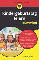 Kindergeburtstag feiern für Dummies