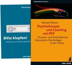 Psychotherapie und Coaching mit PEP/Bitte klopfen!, 2 Teile