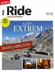 RIDE - Motorrad unterwegs, No 9
