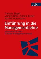 Einführung in die Managementlehre