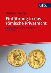 Einführung in das römische Privatrecht