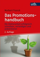 Das Promotionshandbuch