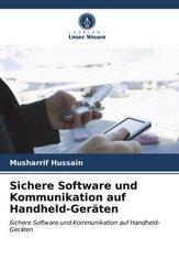 Sichere Software und Kommunikation auf Handheld-Geräten