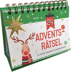 24 Adventsrätsel. Der besondere Adventskalender